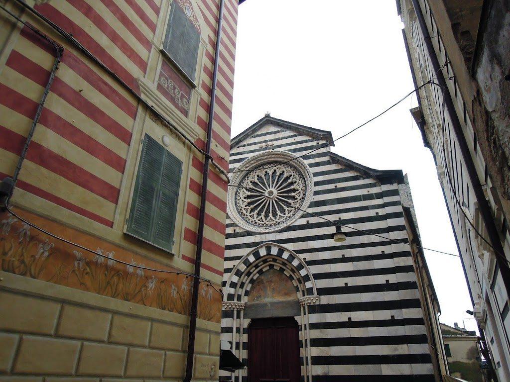 La Chiesa di San Giovanni Battista a Monterosso