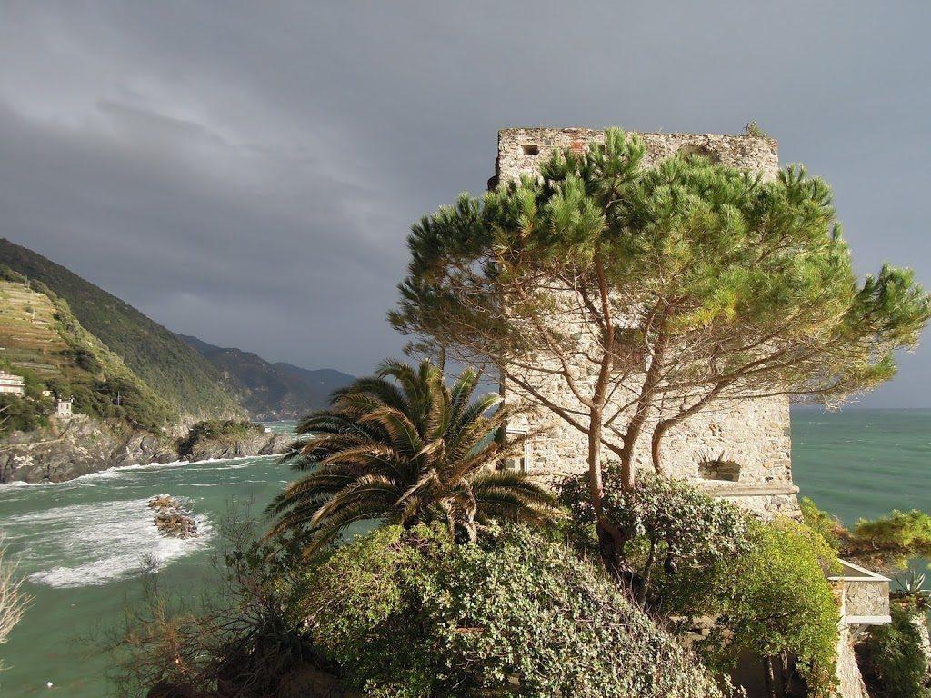 La Torre Aurora a Monterosso