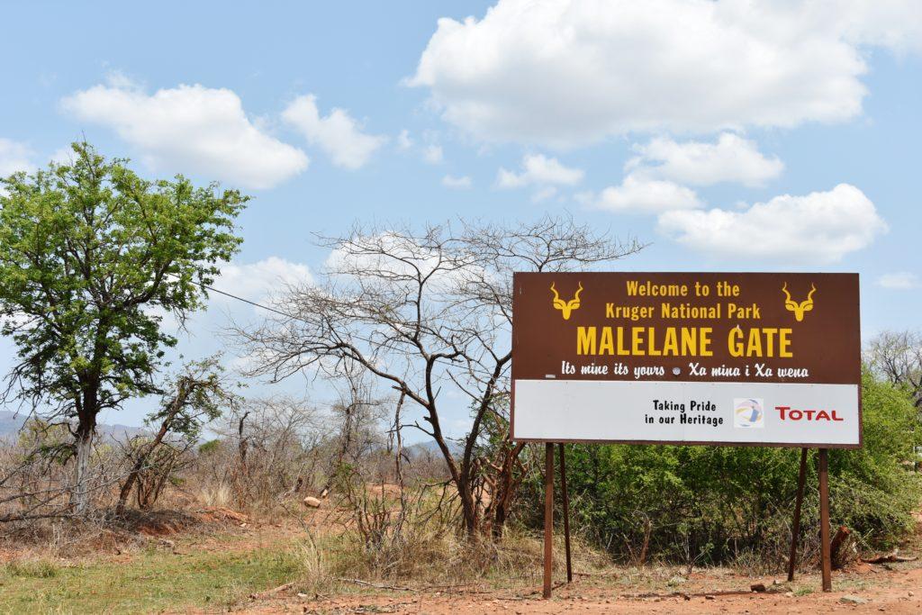 Malelane gate