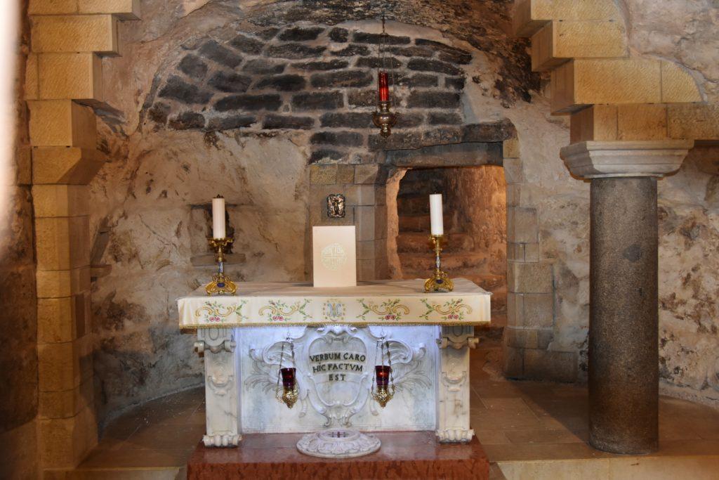 Casa di Maria a Nazareth