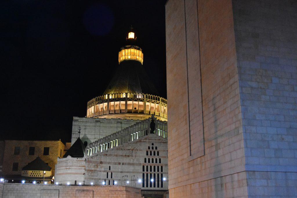 La Basilica dell'Annunciazione a Nazareth