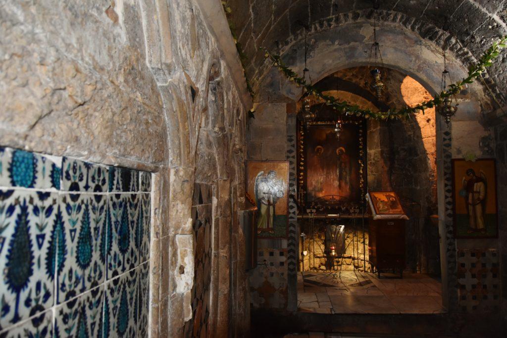 Grotta alla Chiesa dell'Annunciazione