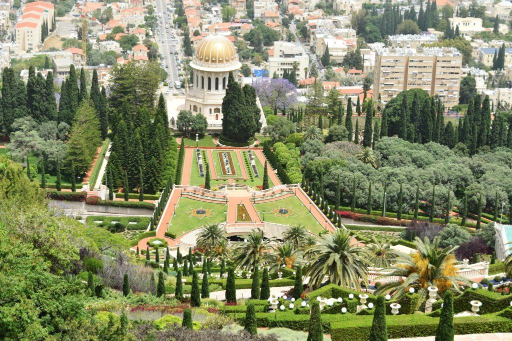 I Giardini di Haifa