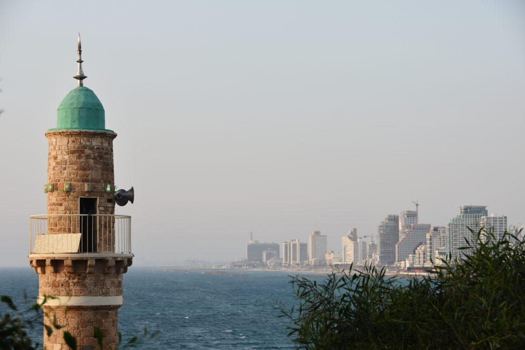 Panorama da Jaffa