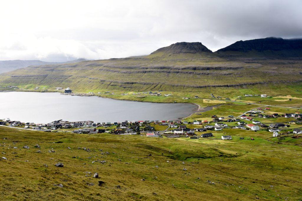 Hvannhagi Isole Faroe