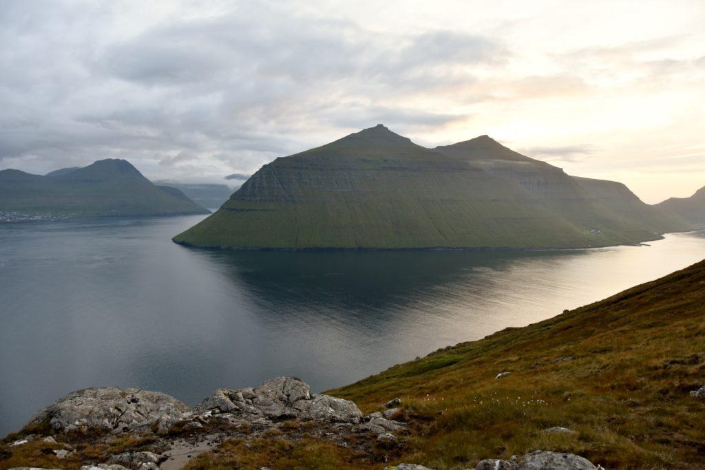 Hiking sull'isola di Borðoy