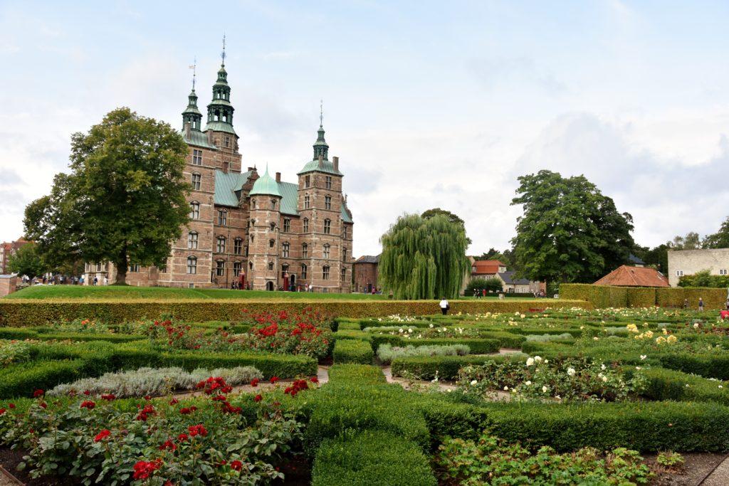 I giardini del Castello di Rosenborg