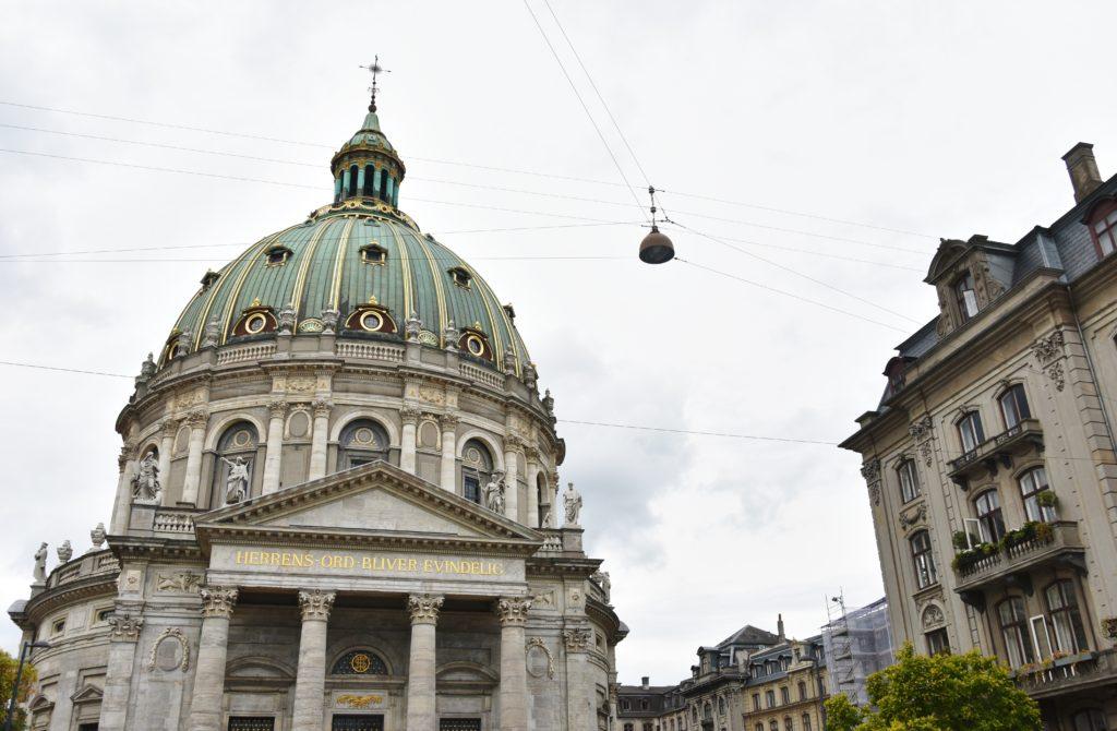 La Marmorkirken di Copenaghen