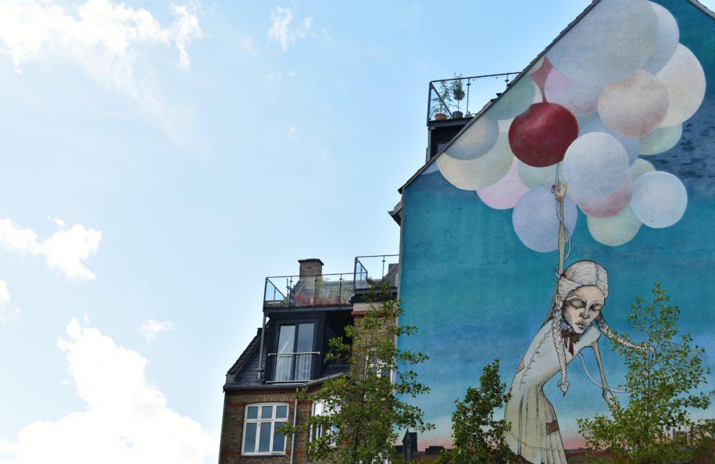 Murales a Nørrebro