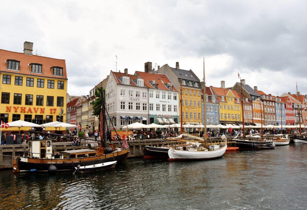 I canali di Nyhavn