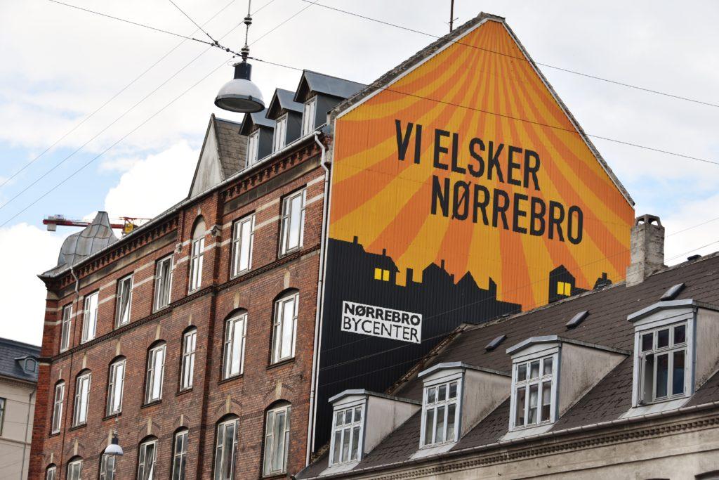 Il quartiere di Nørrebro