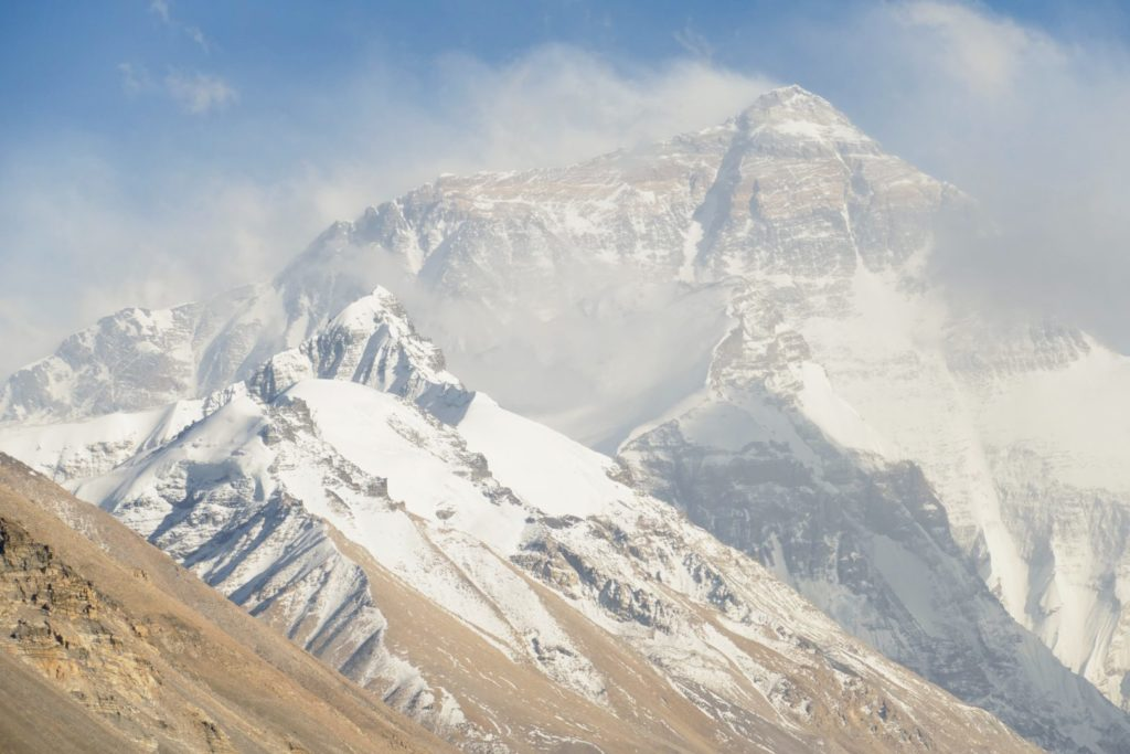 Curiosità sull'Everest