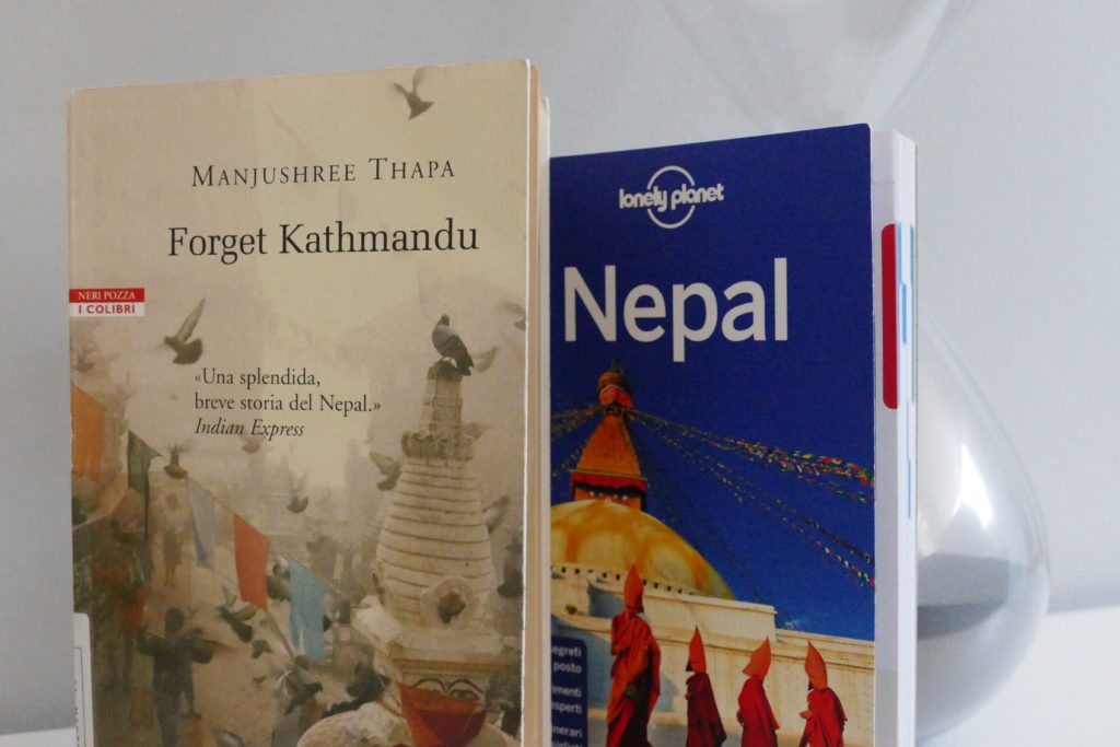 Libro Forget Kathmandu