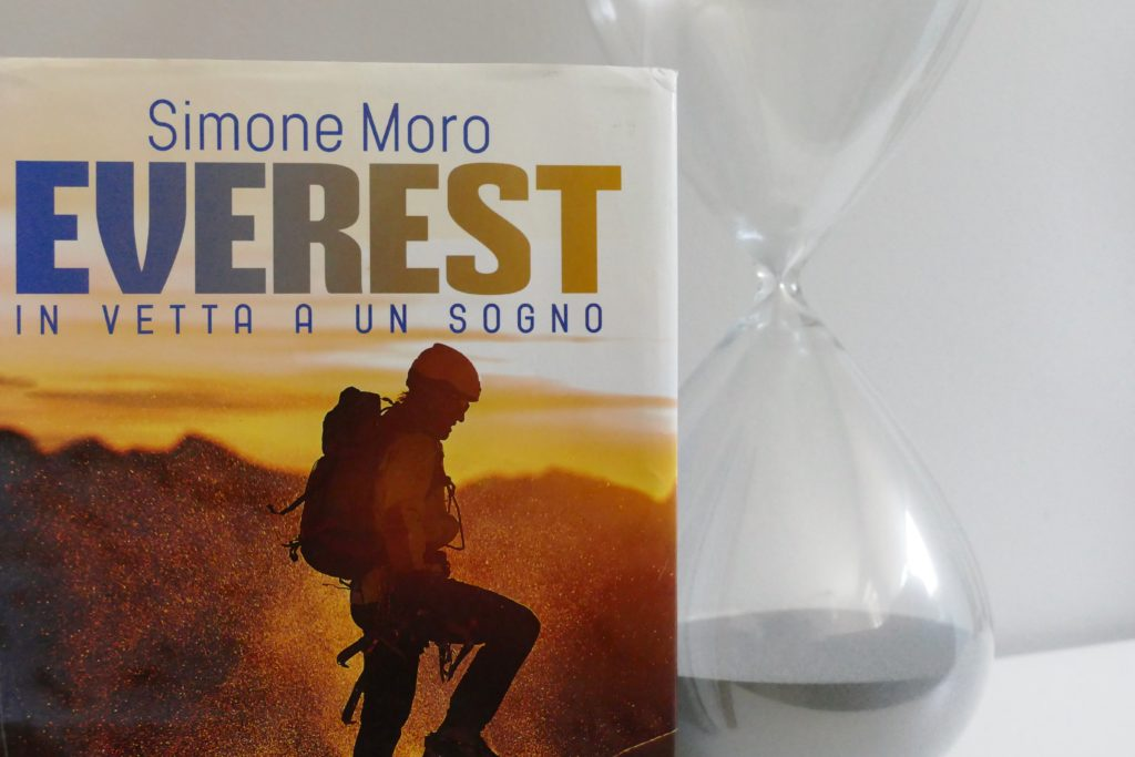 Libro Everest, in vetta a un sogno