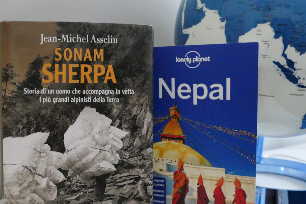 Libro Sonam Sherpa
