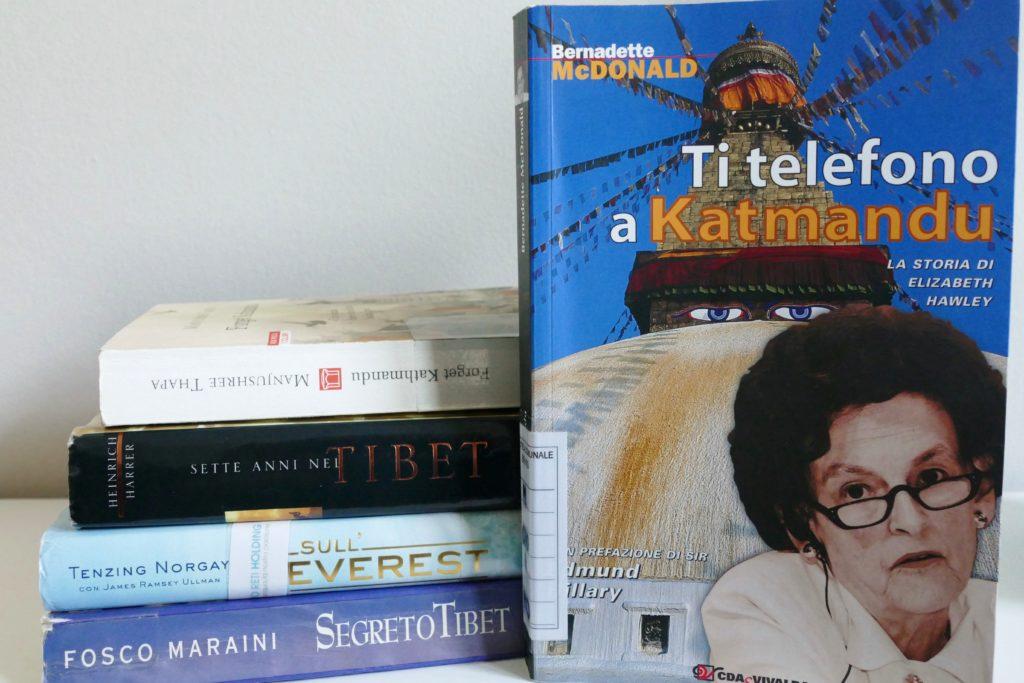 Libro Ti telefono a Katmandu