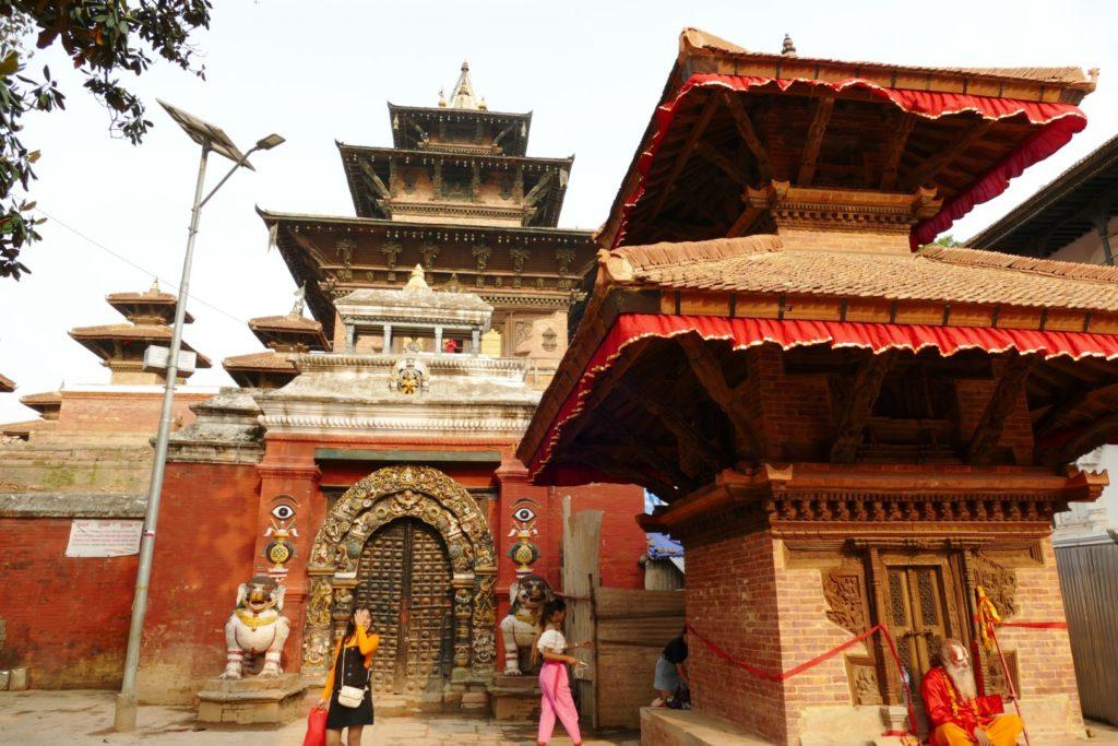 Templi a Kathmandu