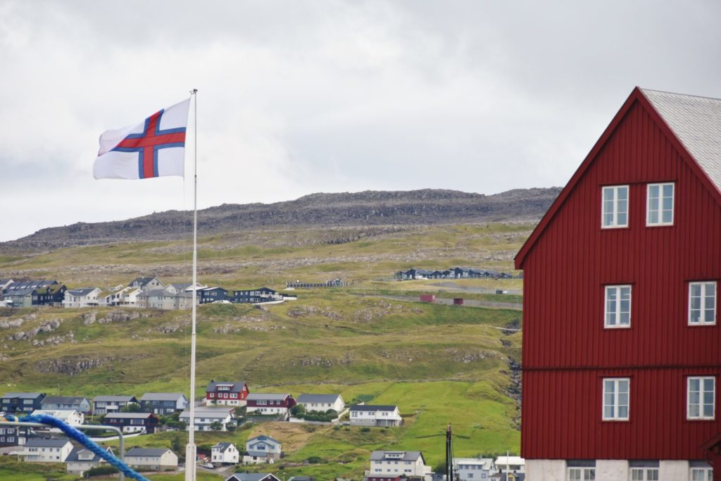 #throwbackthursday a Tórshavn