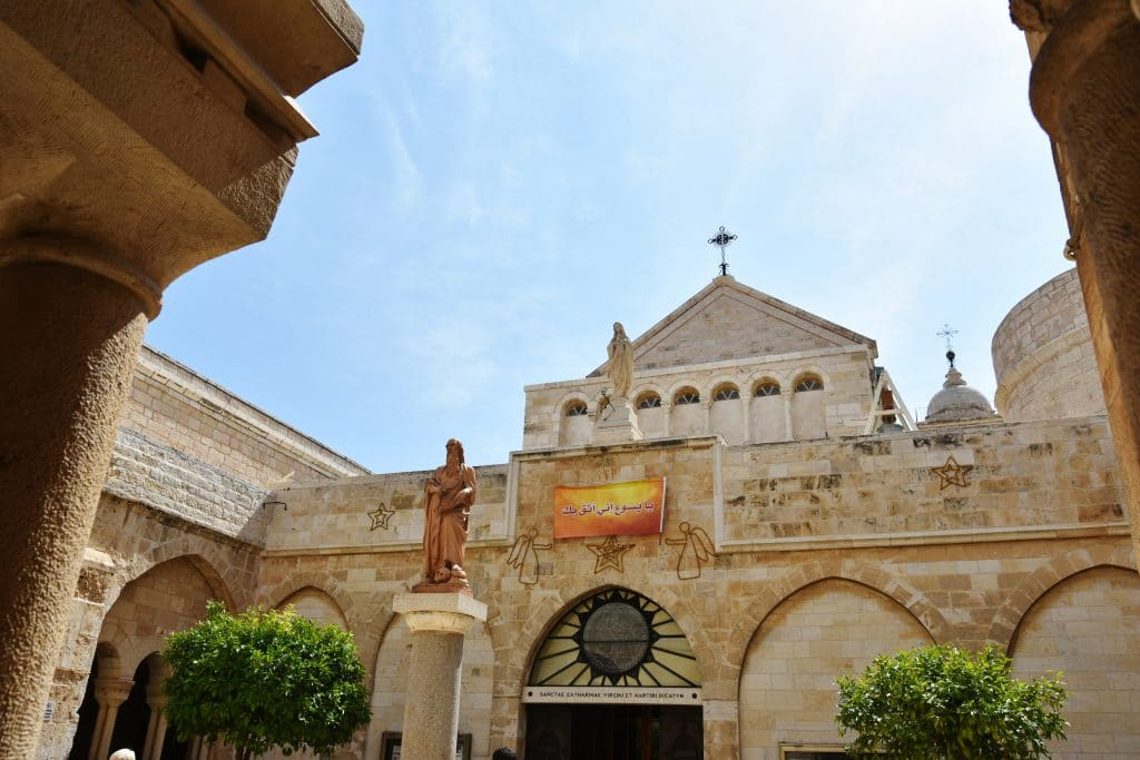 La Basilica della Natività