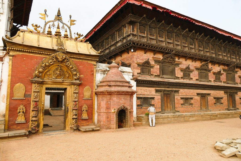 Il Palazzo Reale di Bhaktapur