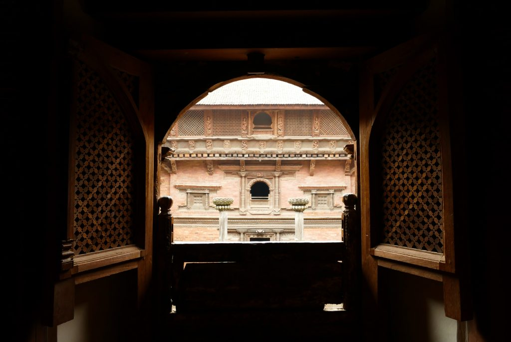 Il museo di Patan