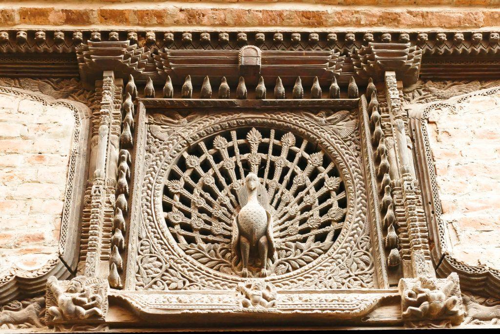 La finestra del pavone