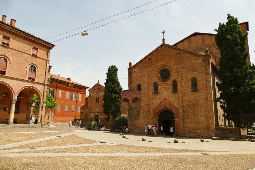 Il complesso di Santo Stefano