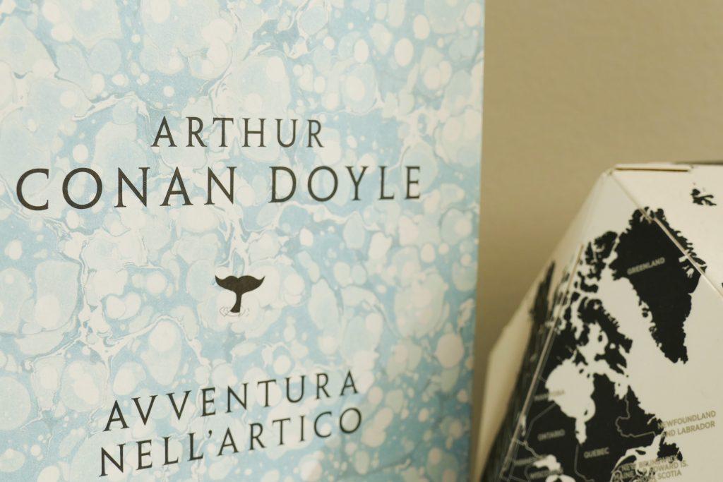 Libro Avventura nell'Artico di Conan Doyle