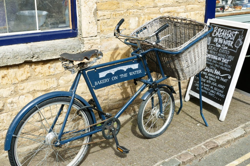 Panetterie a Bourton-on-the-water