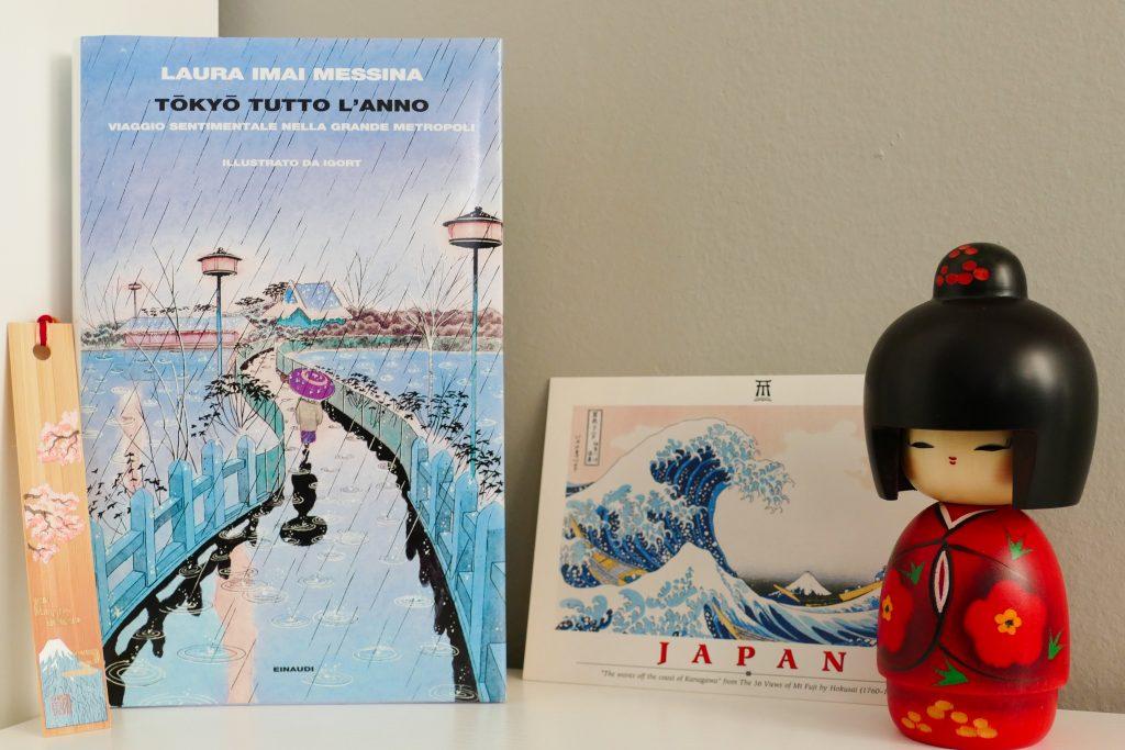 Libro Tokyo tutto l'anno di Laura Imai Messina