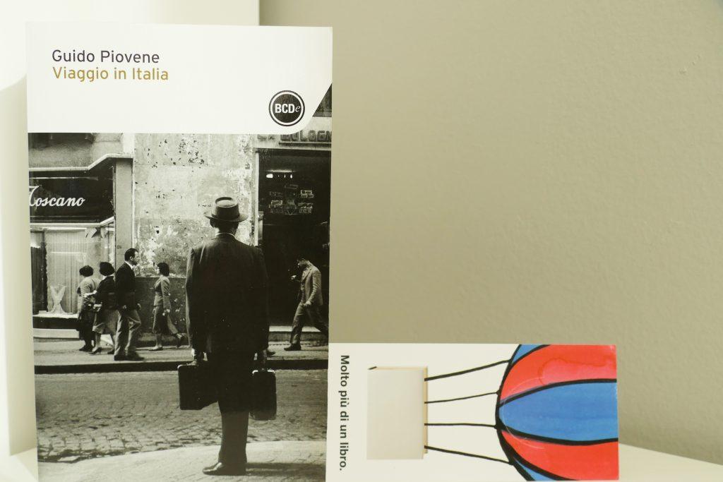 Libro Viaggio in Italia di Guido Piovene