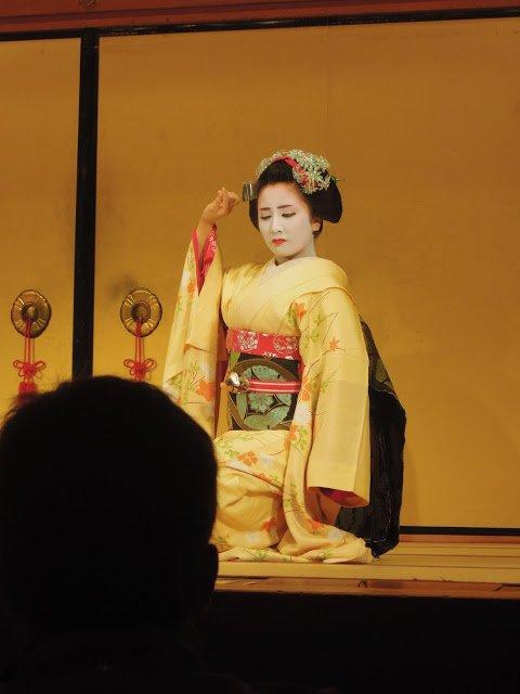 Geisha al Gion Corner