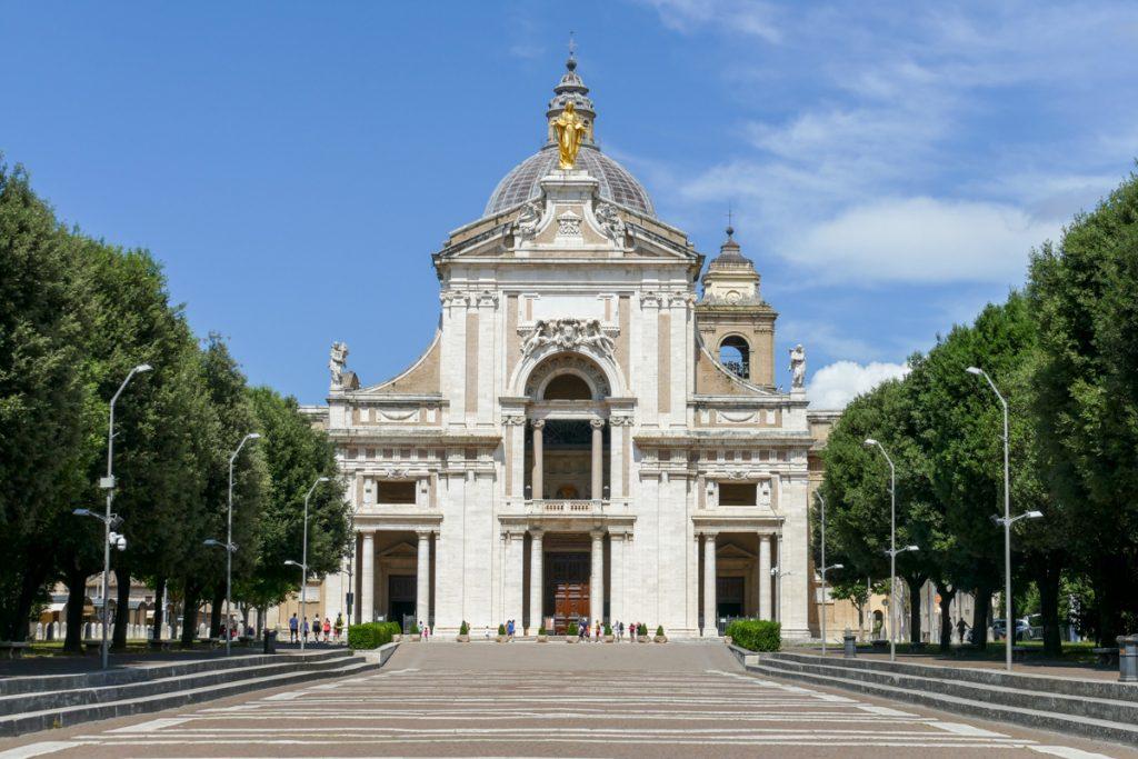 La Basilica di Santa Maria degli Angeli