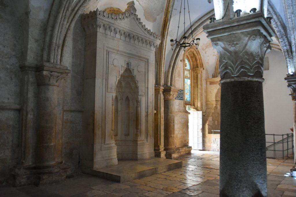 La Sala del Cenacolo sul Monte Sion