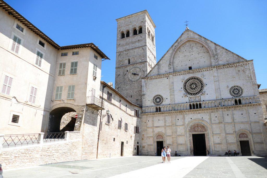 La Cattedrale di San Rufino ad Assisi